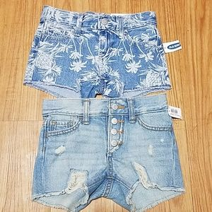 Old Navy short for girl size 5